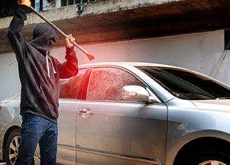 Vehicle Vandalism and Break-Ins: What to Do When It Happens to You