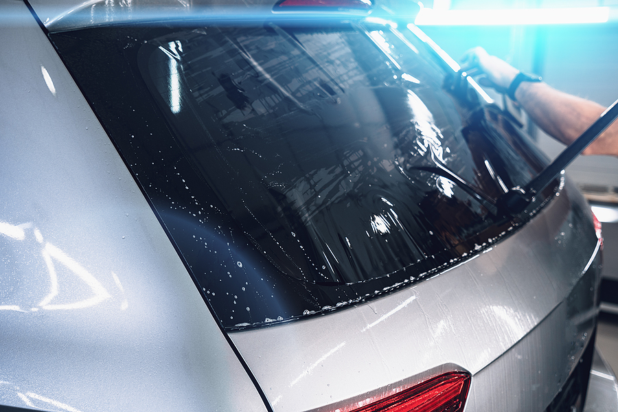 All About Car Window Tinting