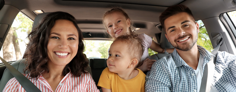 16 Tips and Tricks to Keep Your Sanity On a Road Trip with Kids